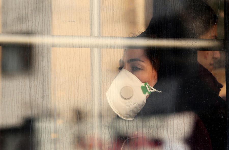 伊朗中共病毒疫情全面爆發 幾乎蔓延所有省份