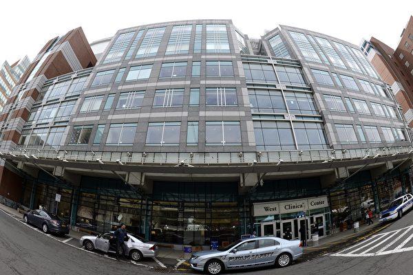 位於波士頓的貝斯以色列醫學中心。 (TIMOTHY A. CLARY/AFP via Getty Images)