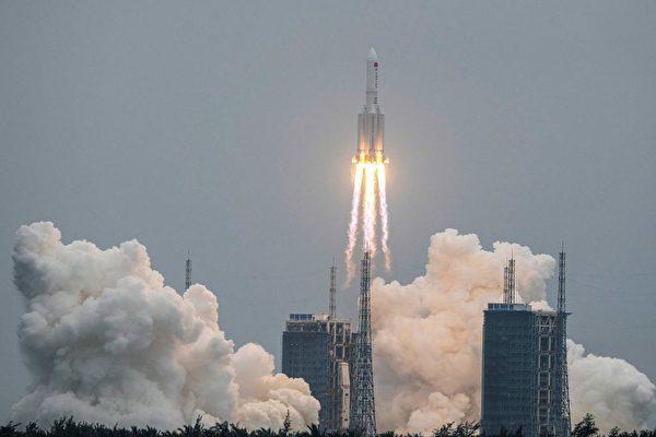 運載火箭發射再失敗 中共官媒延遲公布信息