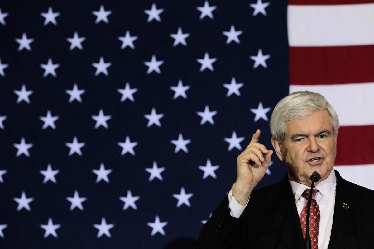 美國國會眾議院前議長紐特·金里奇(Newt Gingrich)在霍士新聞發表文章指出,中共病毒(俗稱武漢病毒、新冠病毒)的傳播是由於中共政府管理混亂、官員腐敗和撒謊成性造成的。(Joe Raedle/Getty Images)