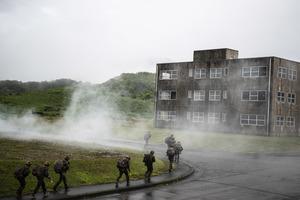 美日法三國於日本霧島舉行聯合軍演(多圖)