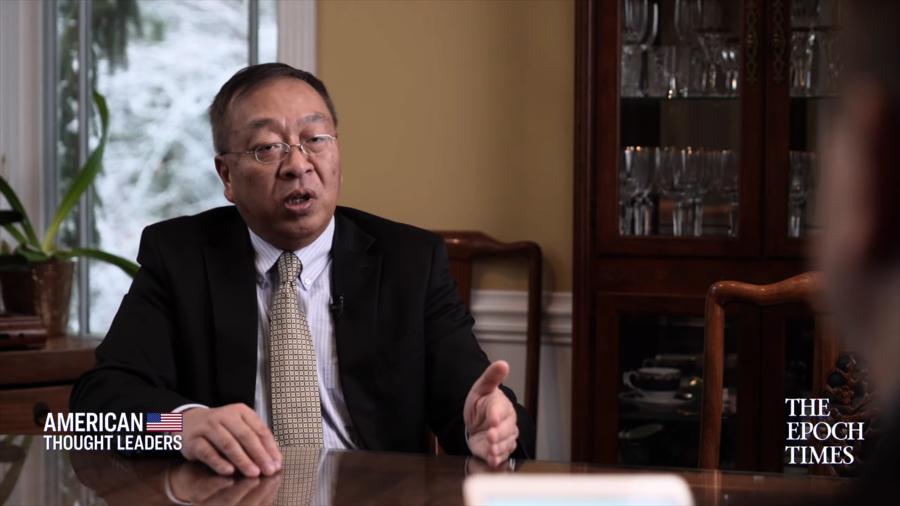 余茂春:新冠病毒疫情反映中共政權本質