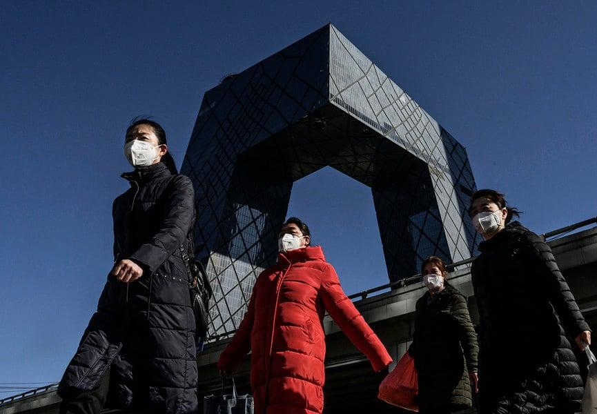 北京某單位71人遭隔離 中央黨校急發文