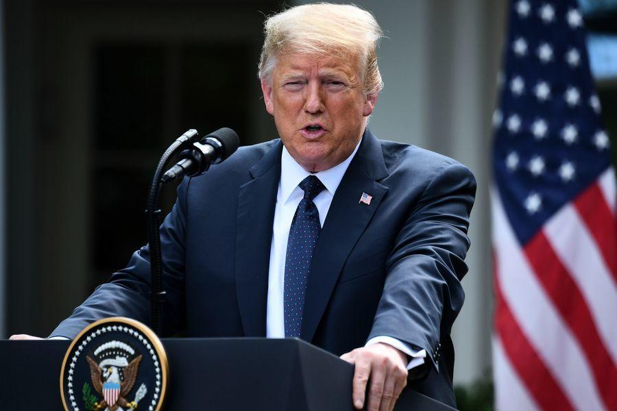 白宮闢謠:特朗普未排除對中共高官額外制裁