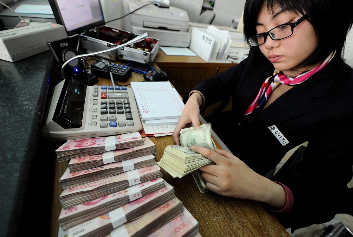 大陸17家券商一季度自營收入下滑腰斬。(AFP)