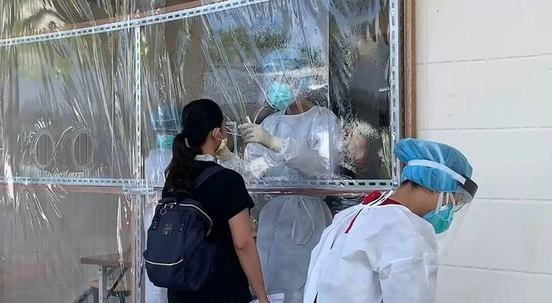 台灣9日增274例本土病例 25例死亡