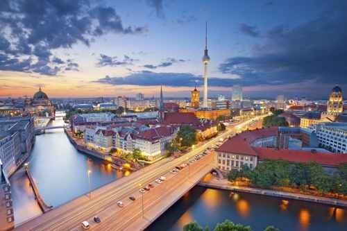 德國是對外籍人士最理想的國家。圖為柏林。(Fotolia)
