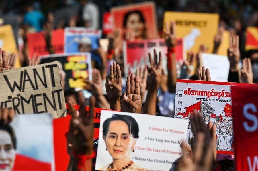 昂山素姬被追加控罪 緬甸軍方首開記者會