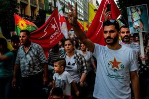 土耳其攻入敘北重鎮 法德等國停止對其軍售