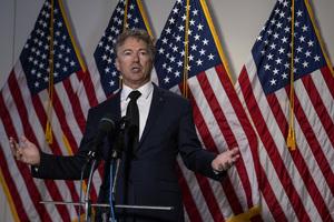 參議員:若執意定罪特朗普 1/3人會退出共和黨