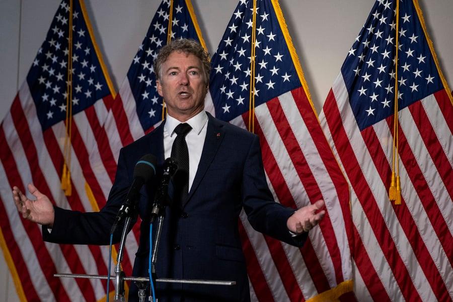 共和黨議員呼籲特朗普否決疫情紓困法案