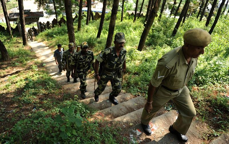 張林:被印軍捕獲的共軍是間諜還是叛逃者