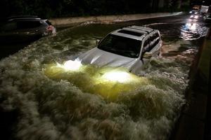 創紀錄降雨釀22死 紐約新澤西進入緊急狀態