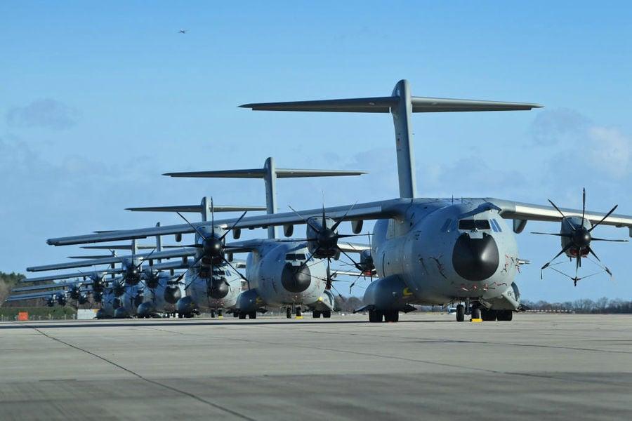 德國派軍機緊急從阿富汗撤離人員