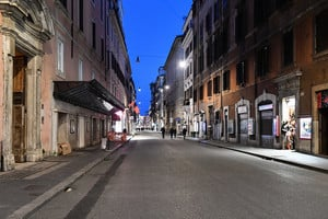 全國封鎖 意大利中共肺炎單日死亡達168人