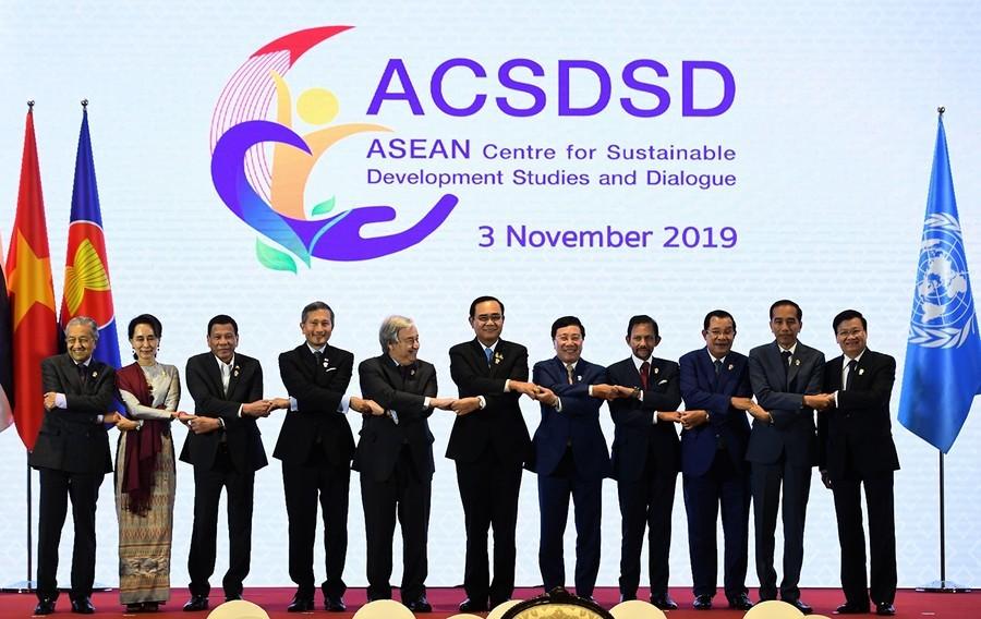 東盟峰會泰國登場 聚焦南海問題和RCEP