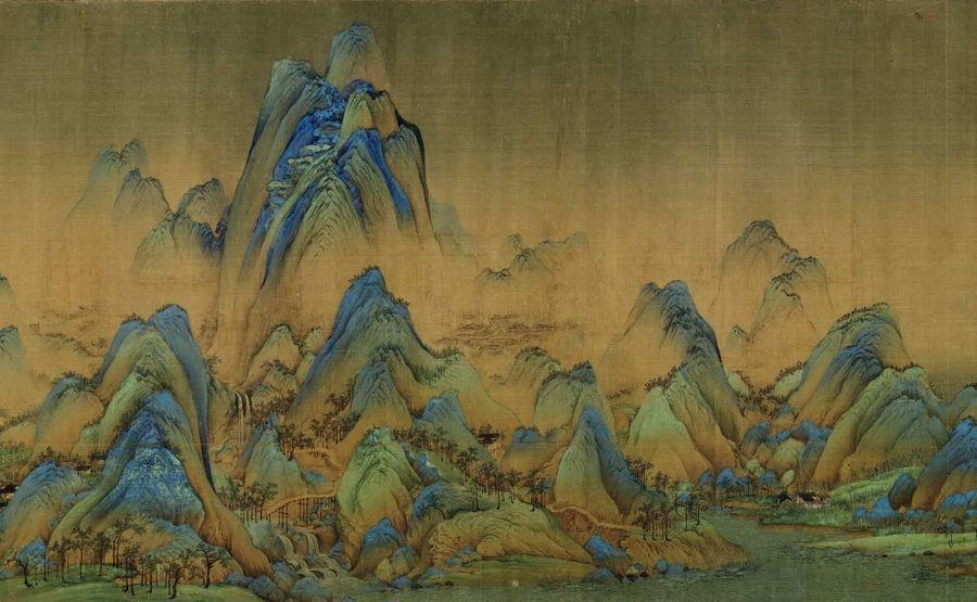 國色風華:中華傳統顏色之美