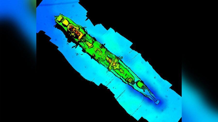 沉睡海底80年 二戰德軍名艦殘骸現挪威海域