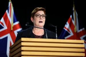 孔子學院遭審 澳外長警告將廢除更多涉外協議