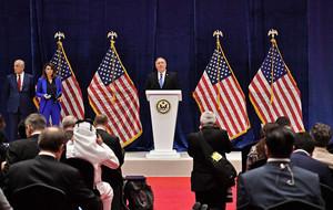 【快訊】美國與塔利班簽署歷史性和平協議