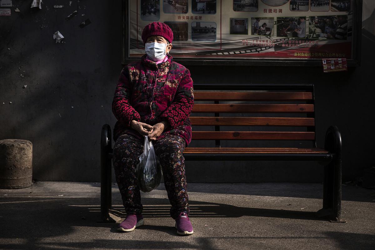 中共肺炎疫情影響層面廣泛,連一般危重病人想要就醫都很難。(Getty Images)
