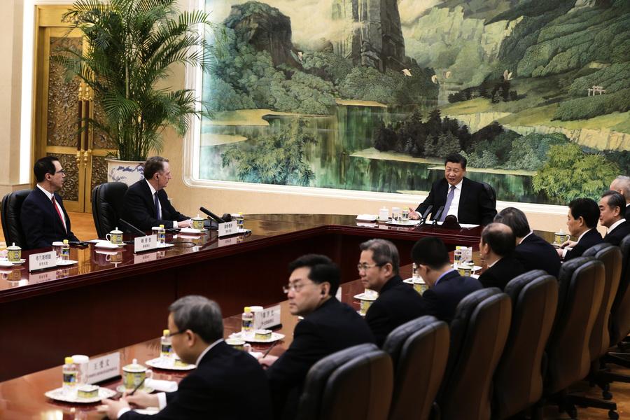 中美第七輪談判六大看點 達一重要進展