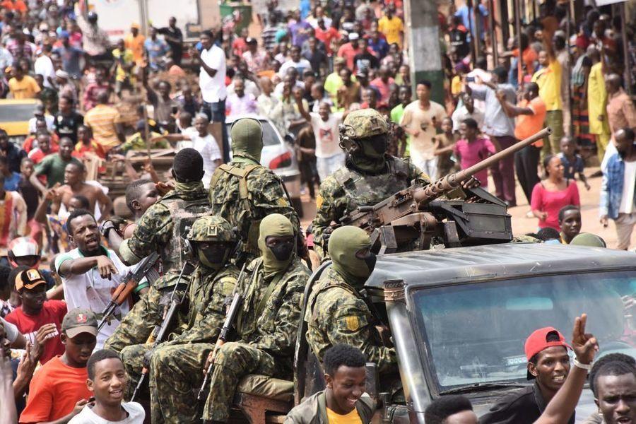 畿內亞傳軍事政變 鋁價飆高