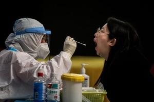 接種疫苗後確診 西安檢驗師恐染變種病毒