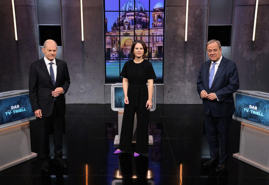 德國選前最後一場辯論:內容無新意 懸念增加