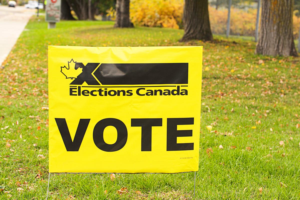 2021年加拿大大選投票日定在9月20日。(Shutterstock)