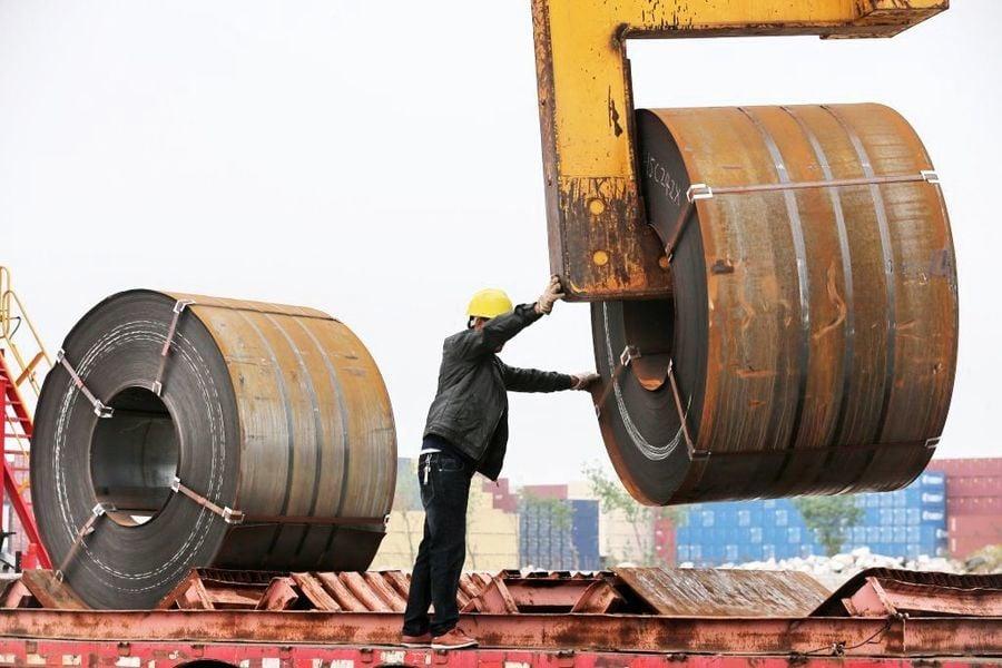 中國鋼鐵產能過剩 唐銀鋼鐵總經理被拘