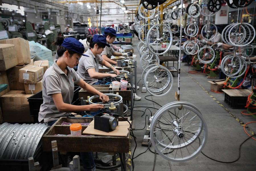 美國知名單車製造商將生產線挪出中國