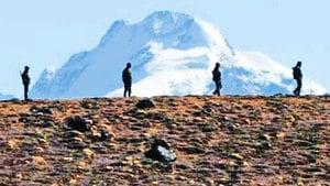 中印邊境持續增加屯兵 緩和或等到冬季封山