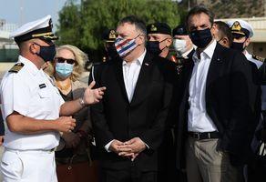 美國希臘強化軍事合作 維繫地中海和平穩定