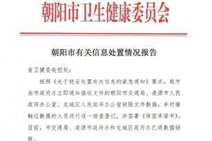 【獨家】遼寧衛健委下令銷毀中共肺炎疫情文件