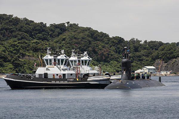 兩美國海軍工程師被控向外國出售核潛艇機密