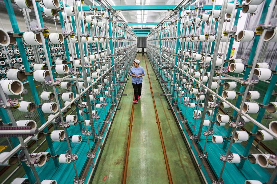 貿易戰中努力求生 中國製造業能持續多久?