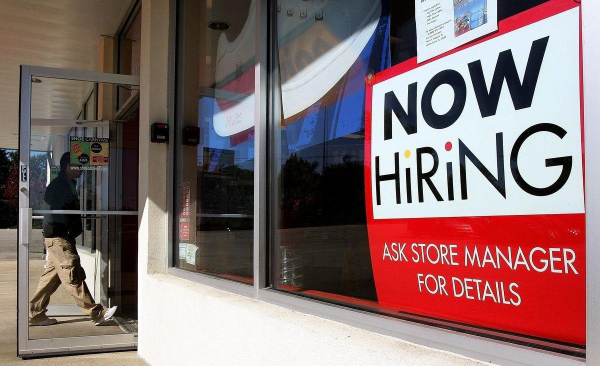 美國勞工部長2020年7月5日接受美媒採訪時,對美國經濟持樂觀態度。(Tim Boyle/Getty Images)