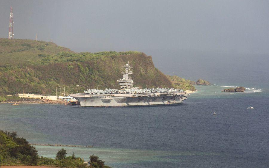 中共軍機在南中國海上空挑釁 美軍方譴責