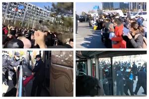 不滿玖富「打折收割」 四千人北京維權