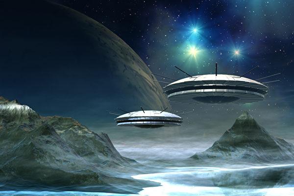 曾掌管五角大樓UFO項目的埃利桑多曝美國政府將在6月份公佈大量有關UFO「現實存在」的信息,且「刻不容緩」。難道有甚麼事情即將發生嗎?圖為UFO示意圖。(Fotolia)
