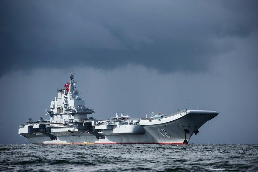 中共雙航母軍演 引起美國關注