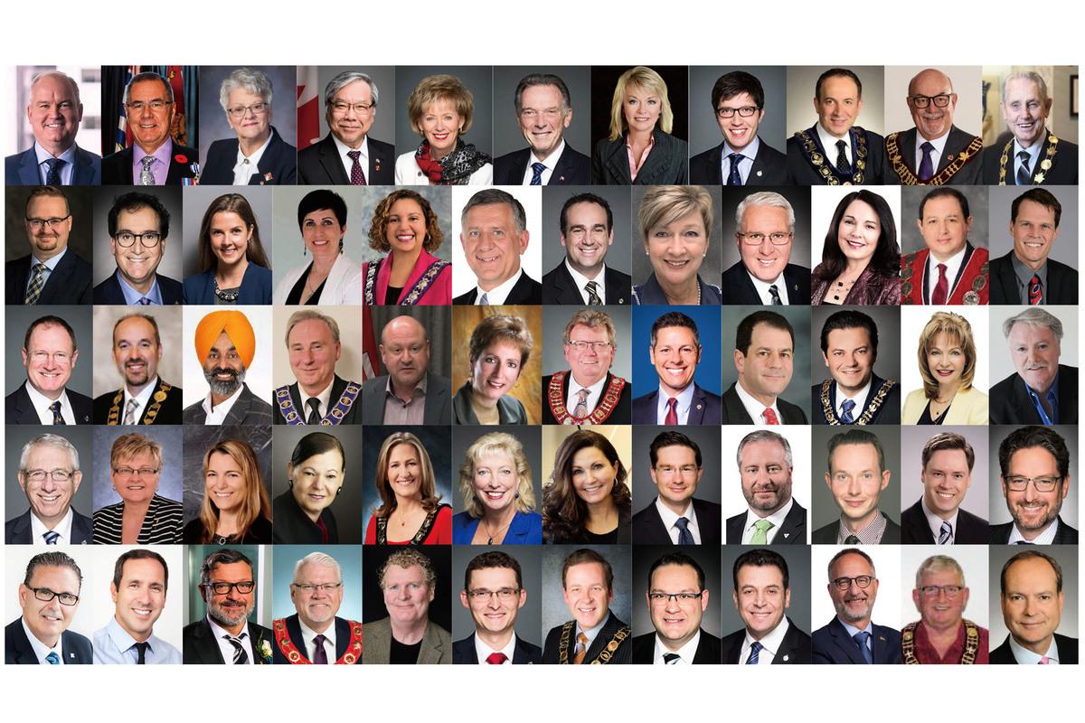 在「5.13世界法輪大法日」到來之際,加拿大聯邦、省、市議員為加拿大法輪大法協會發來賀信,慶祝第22屆「世界法輪大法日」,慶祝法輪大法洪傳世界29周年。(大紀元合成圖)
