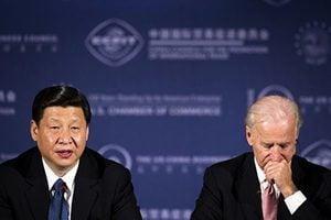 楊威:中共外交部急切向拜登喊話「排雷」