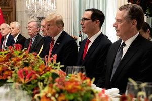 外媒預測本周中美貿易談判的三種結果