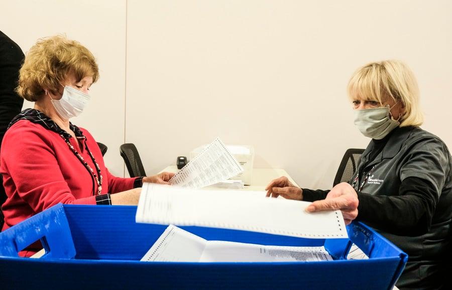 俄亥俄州5萬張郵寄選票出錯 特朗普:失控
