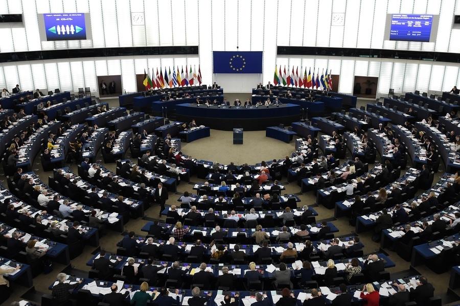歐洲議會通過決議 籲速與台灣開啟投資談判