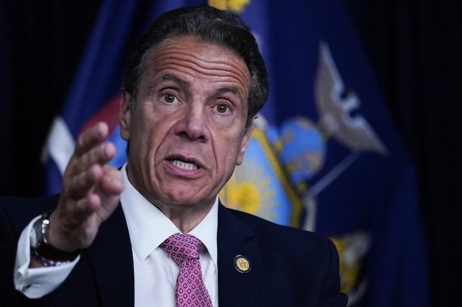 【快訊】紐約州長科莫宣布辭職