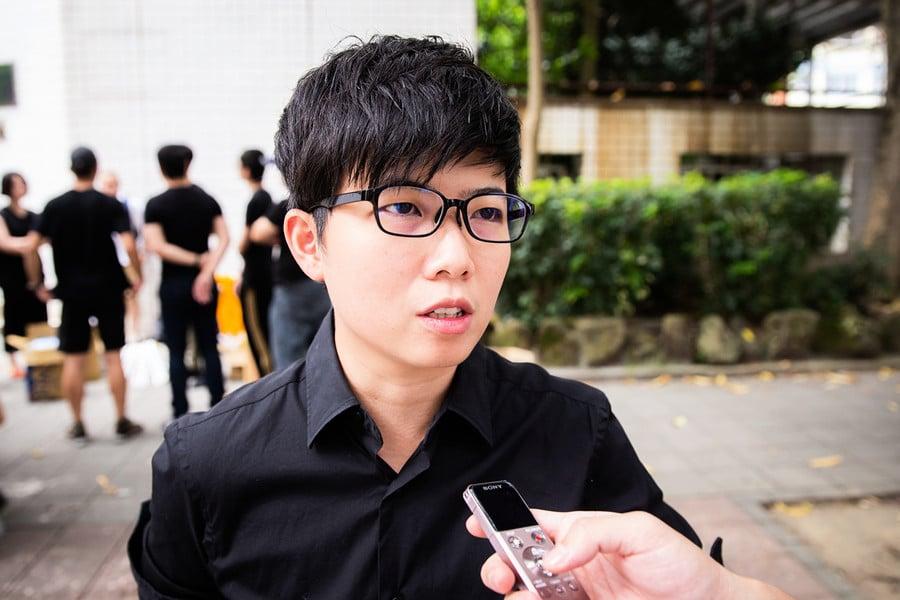 台北議員:港人反送中對抗極權 促台灣反共