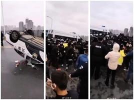 金言:湖北江西混戰 習近平外防暴亂內防政變